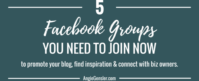 5 facebook groups to promote your business_FB