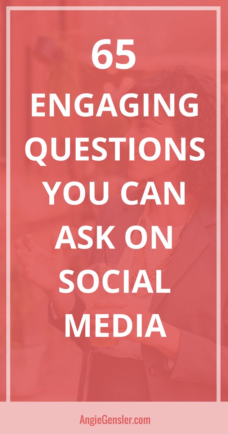 65 Social Media Questions to Increase Engagement-Pin3
