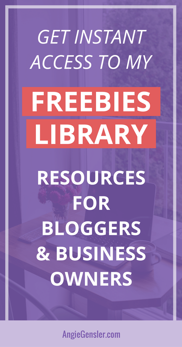 Resources for bloggers and business owners