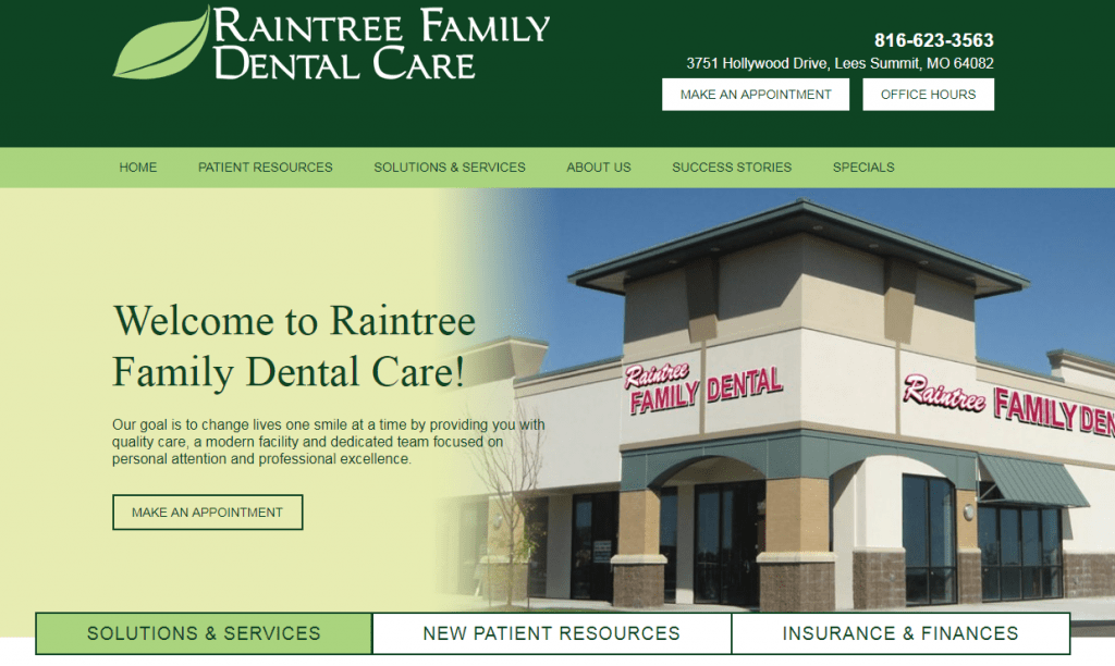 RainTree Family Dental Care