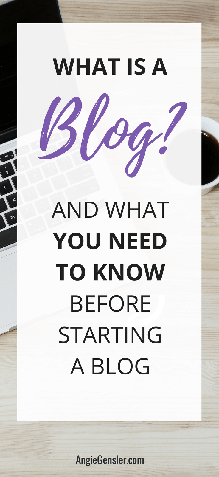What is a blog and what you need to know before starting one - 2