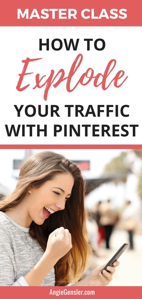 3 ways to explode your traffic with Pinterest