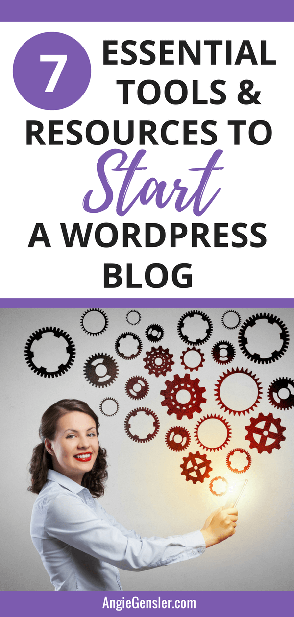7 Essential Tools and Resources to Start a WordPress Blog ... - photo#1