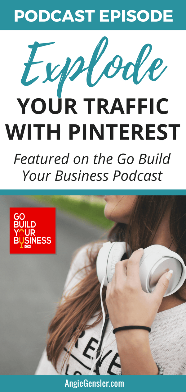 In this podcast, I share my 3 secret traffic-driving strategies which I call the Traffic Trifecta. Listen to learn how it works.