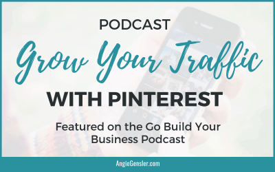 Podcast: Grow Your Traffic With Pinterest