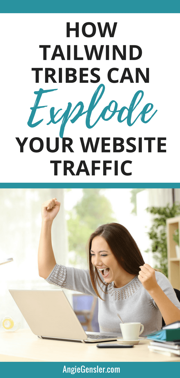 How Tailwind Tribes can Explode Your Website Traffic