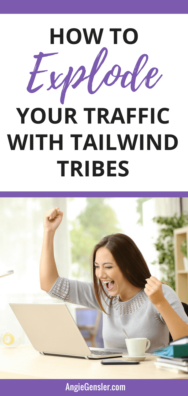 How to Explode Your Traffic with Tailwind Tribes