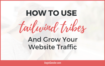 How to Use Tailwind Communities  (formally known as Tailwind Tribes) and Explode Your Website Traffic