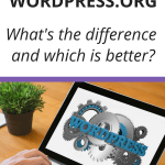 Wordpress.com versus wordpress.org_what_s the difference and which is better