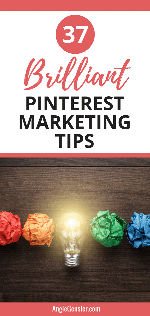 37 Brilliant Pinterest Marketing Tips(1)