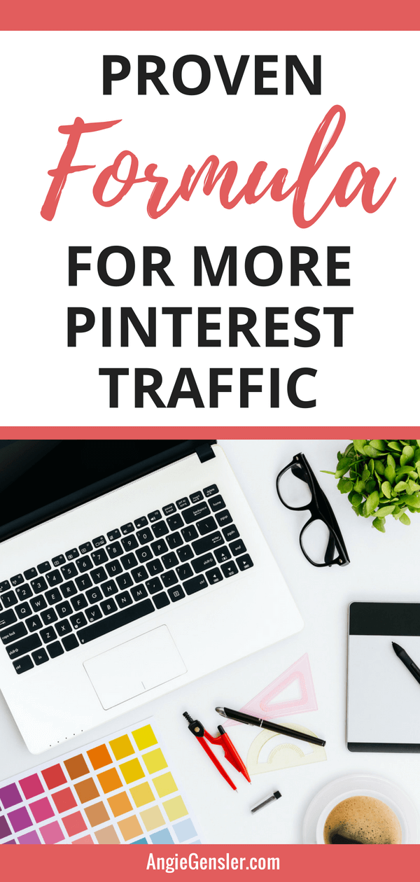 Proven Formula for More Pinterest Traffic