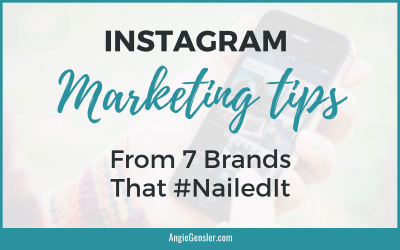 Instagram Marketing Tips From 7 Brands Who Have #NailedIt