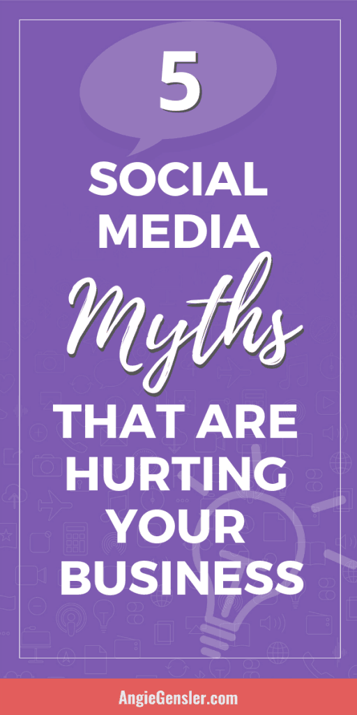 5 Social Media Myths that are hurting your business5 Social Media Myths that are hurting your business