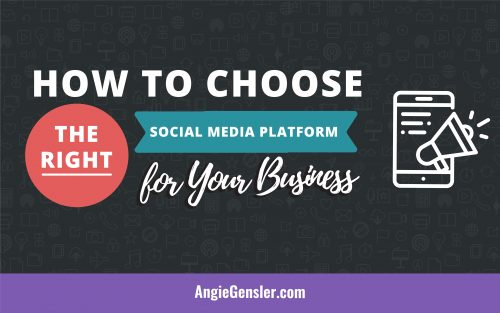 How to Choose the Right Social Media Platform for Your Business