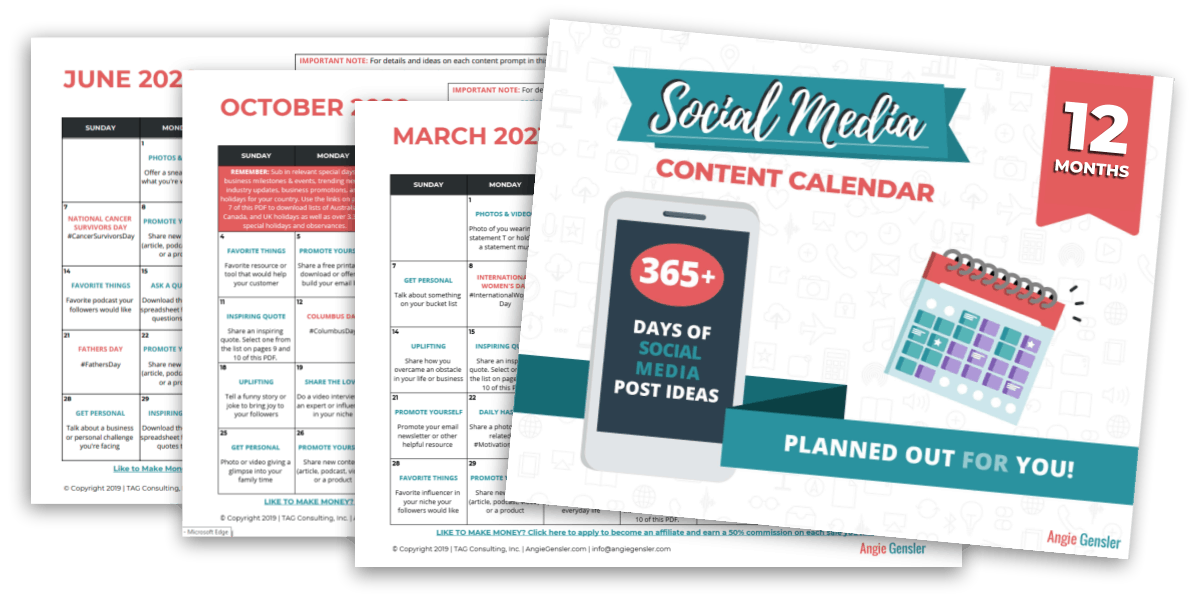 What To Post On Social Media The Ultimate Cheat Sheet For 2020