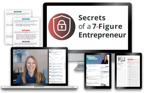 Secrets Of A 7 Figure Entrepreneur Course Image