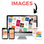 Social Media Images Templates Pinterest Pin Images