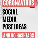 9 Coronavirus Social Media Post Ideas